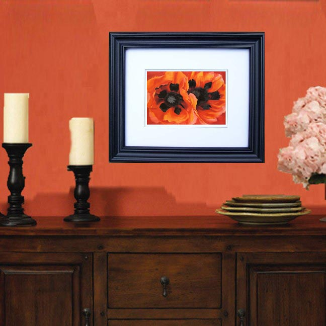 Georgia O'Keeffe Framed Art Prints